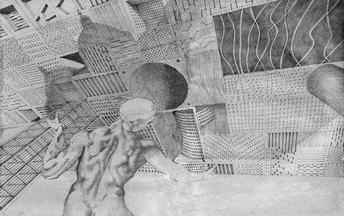 Massimo Gasperini - Exhibition Galleria la Linea Montalcino