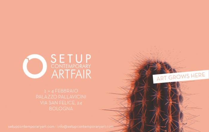 Setup-artfair-galleria-la-linea